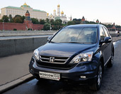 Personal guide services in Moscow with private car
