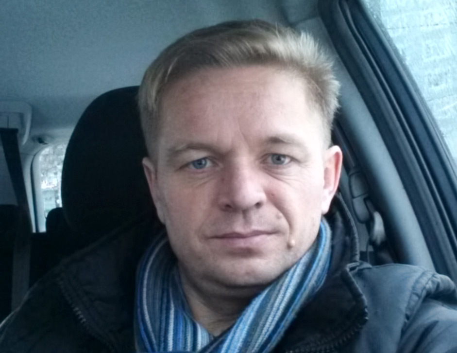 Private Guide & Professional Driver in Moscow Arthur Lookyanov.