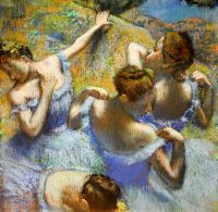 Dancers in Blue (1898)