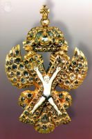 Order of St. Andrew the First-Called (Andrey Pervozvanny)