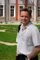 Personal Moscow tour guide Arthur Lookyanov
