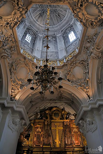 Magnificent Interior of Church of St. Constantine and St. Helena