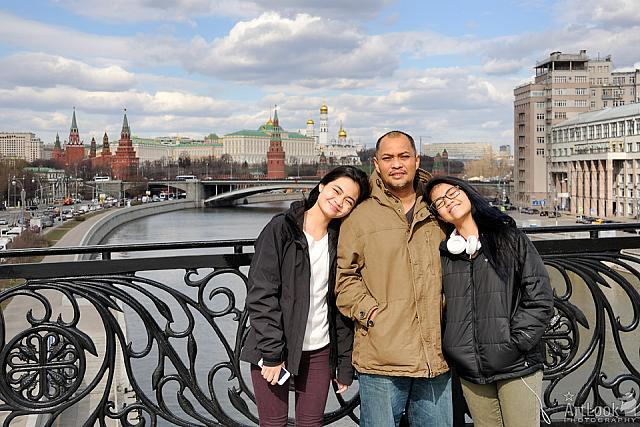 With Beloved Daughters on Patriarchy Bridge