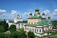 Churches of Goritsky Monastery of Dormition