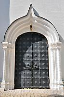 Southern Entry Doors of St. Nicholas Cathedral