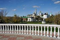 Panoramas of Lavra from Blinnaya Hill