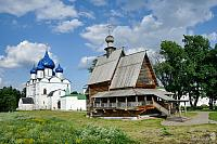 Churches of Suzdal Kremlin
