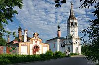 Architectural Ensemble of St. Nicholas and Nativity of Christ Churches