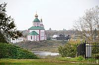 Prophet Elijah's Church on Ivan's Hill