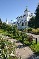 Pokrovsky Convent (Convent of the Intercession)