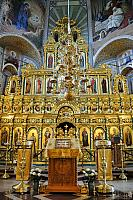 Gilded Wood-Carved Iconostasis of the Assumption Church