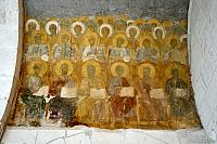Fragments of the Twelth-century Frescoes