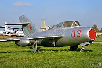 Jet Training Fighter MiG-15 (1949)
