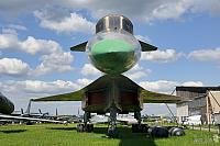 The Bird of Steel and Titanium – Front view of Sukhoi T-4 Bomber