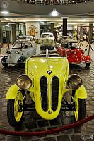 Collection of Mini Antique Cars