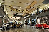 Vintage Cars and Planes in the Largest Vehicle Museum