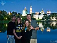 Getting Dark at Novodevichy