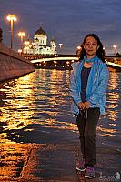 At the River Moskva