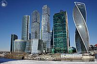 Moscow Buildings & Bridges