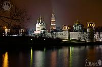 Lights of Novodevichy