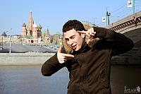 In Frame - Max Carter at Sofiyskaya Embankment
