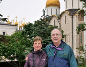 On the Grounds of Moscow Kremlin
