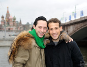 Johnny and Victor Weir-Voronov