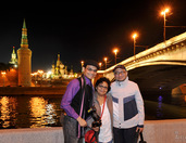 Quick Stop at Sofiyskaya Embankment