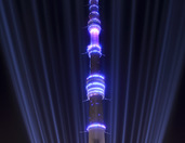 Circle of Light Festival Backing to Ostankino