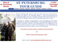 Private St. Petersburg tour guide.