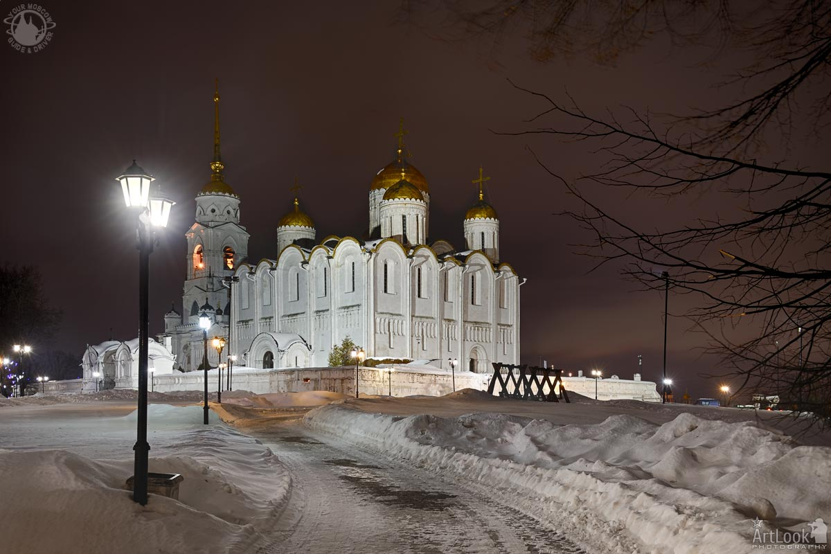 Assumption Cathedral of Vladimir