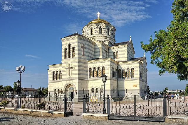 St. Vladimir Cathedral in Tauric Chersonesos
