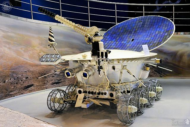 Lunokhod 1 – The First Unmanned Lunar Rovers