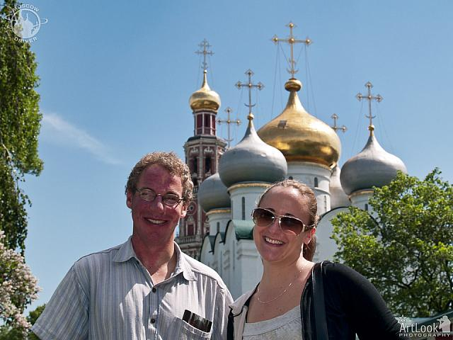 Under Shining Domes of Novodevichy