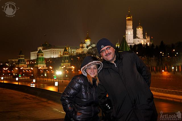 With Dear Rasha in Amazing Russia
