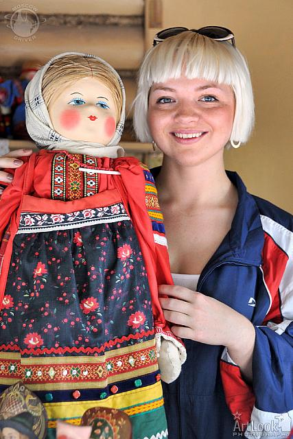 The Russian Twin Dolls