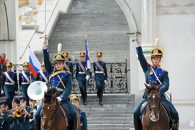 Cavalry Guards of Presidential Regiment