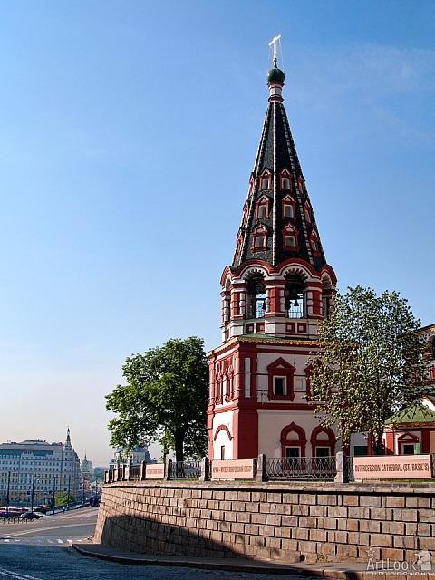 Tent-Roof Bell Tower of Pokrovsky Sobor