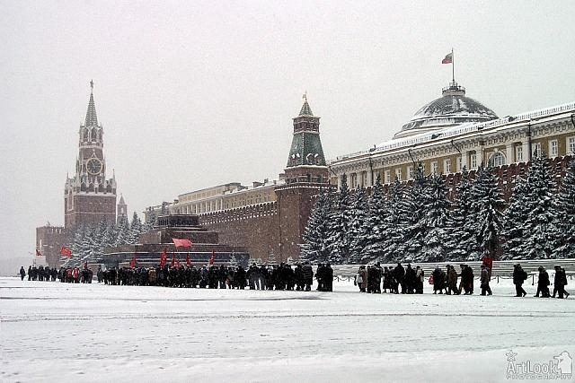Stalin's Birthday - Nostalgia for USSR - Communists on Red Square