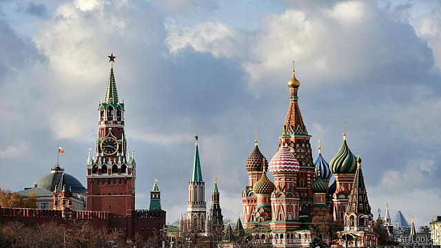 The Very Symbols and Emblems of Moscow City