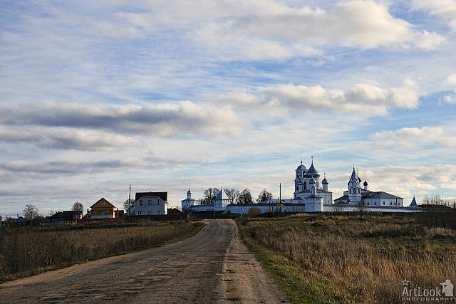 On the Way to Nikitsky Monastery in Pereslavl-Zalessky