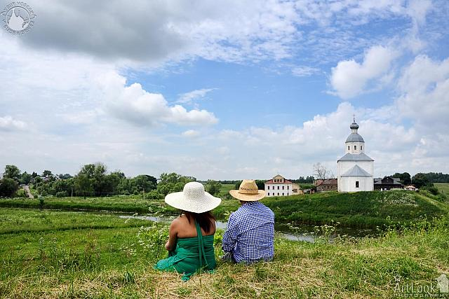 Enjoying Magnificent Landscapes of Suzdal