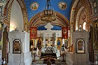 Magnificent Interior of the Home Church of Romanovs in Livadia