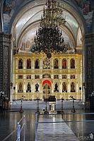 Magnificent Interior of Bogolyubsky Cathedral