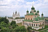 Architectural Ensemble of Goritsky Monastery
