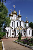 A Way to Nikolsky Cathedral