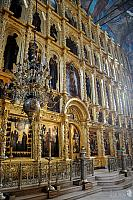 Shining Gold 5-tier Iconostasis of Assumption Cathedral