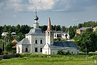 Suzdal Churches – the Epiphany and the Nativity of St. John the Baptist