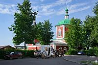 Suzdal Landscapes - Carriage for Cinderella