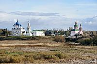 Orthodox Churches of Suzdal - The Autumn Scenes